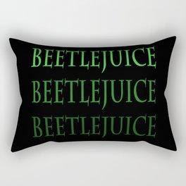 Beetle... Rectangular Pillow