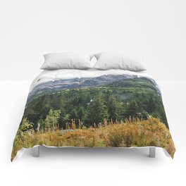 Tatry Koscielec Orla Perc Mountains Comforters