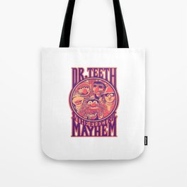 Dr Teeth Merch Tote Bag