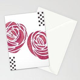 "Charles Rennie Mackintosh ""Roses"" (5) Stationery Cards"