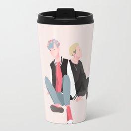 BoyfriendRapmon Travel Mug