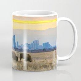 City Buffalo Coffee Mug