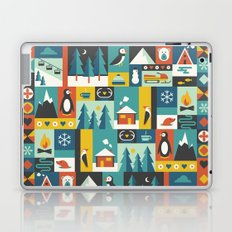 In the Snow Laptop & iPad Skin