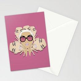 GirlZ Pink Stationery Cards