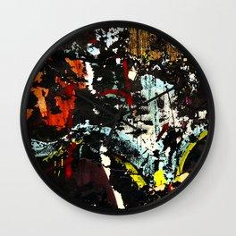 PALIMPSEST, No. 15 Wall Clock