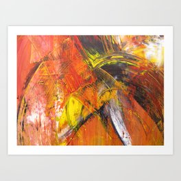 Painting 70 Art Print