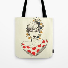 We Bloom Tote Bag