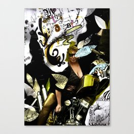 20091218048 Canvas Print