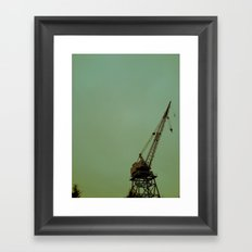 Swing Low Framed Art Print