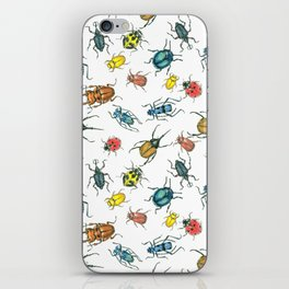 Beetles iPhone Skin