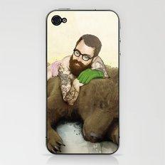 The Hug iPhone & iPod Skin