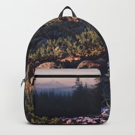 Wildflowers at Dawn - Nature Photography Backpack