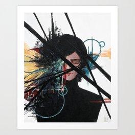 Hypersensitivity  Art Print