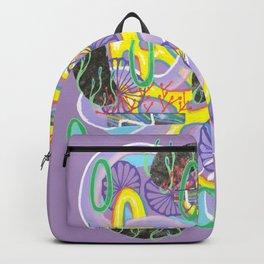 Alien Organism 5 Backpack