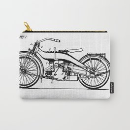 US Patent No. 1,510,937: Motor Cycle Carry-All Pouch
