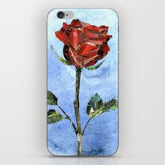 The Little Prince's Rose iPhone & iPod Skin