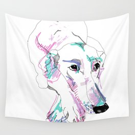 Lurcher Wall Tapestry