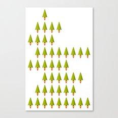 X-Mass Rockerts Canvas Print
