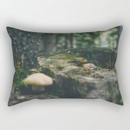 Mushroom Rectangular Pillow