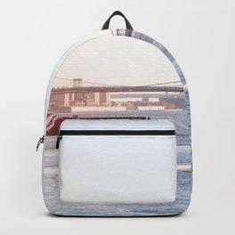 Staten Island Ferry to Manhattan Backpack