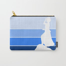 Waving the Waves Carry-All Pouch