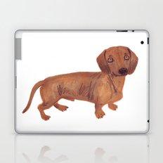 Dachshund Sausage dog Laptop & iPad Skin