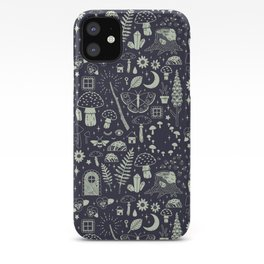 Fairy Garden: Midnight iPhone Case