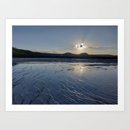 This Thing is Grand Prismatic Art Print