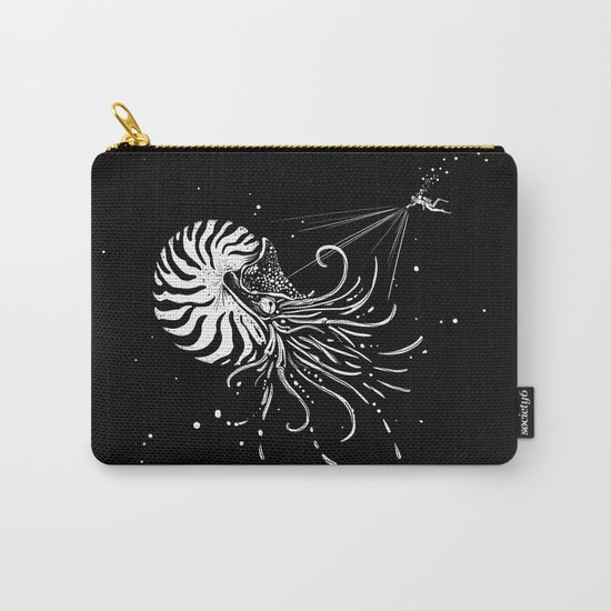Nautilus Dominus Carry-All Pouch