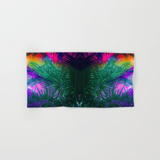 funky Palm Hand & Bath Towel
