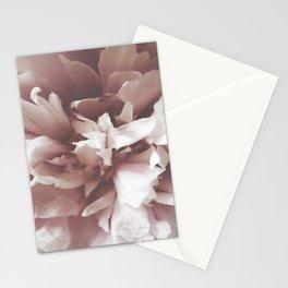 Peony Portrait Stationery Cards