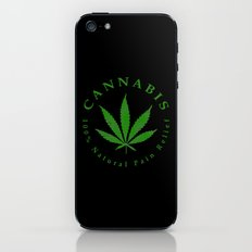 Cannabis iPhone & iPod Skin