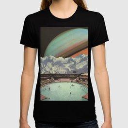 Saturn Spa T-shirt