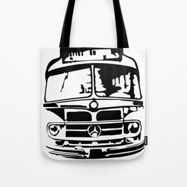 Bus To Haven Tote Bag