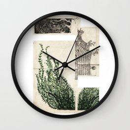 Penang Wall Clock