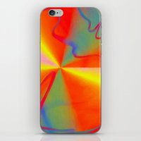 carnival iPhone & iPod Skins featuring Carnival by Awesome Palette