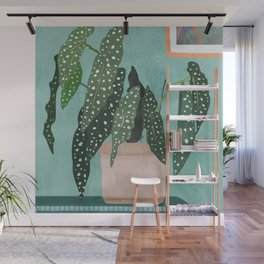 Plant 5 Wall Mural
