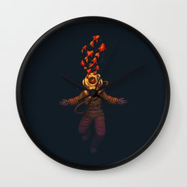 Sea in Me Wall Clock