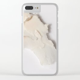 Skincare is Art 7 Clear iPhone Case