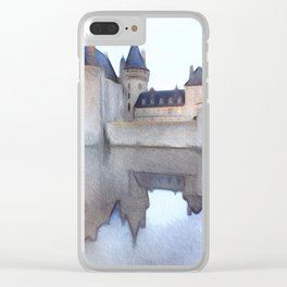 The Chateau Clear iPhone Case