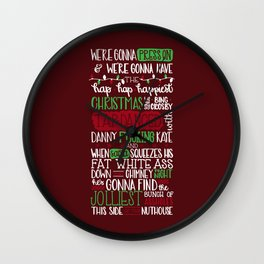 Hallelujah Wall Clock