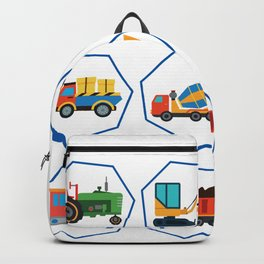 Excavators Backpack