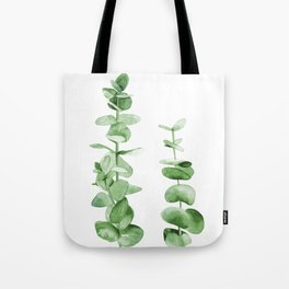 Eucalyptus leaves. Tote Bag