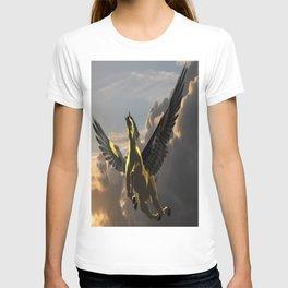 Goldern Pegasus T-shirt
