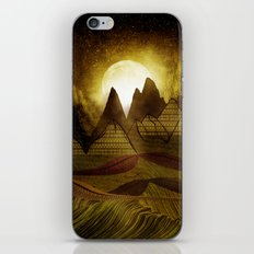 Moonmadness iPhone & iPod Skin