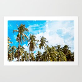 Bali #society6 #decor #buyart Art Print