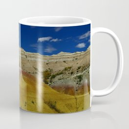 Yellow Mound Badlands NP Coffee Mug