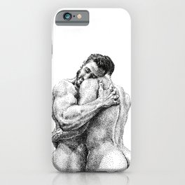 The Lovers - NOODDOODs iPhone Case
