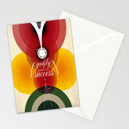 Gadfly Success Stationery Cards