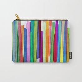 Colorful Stripes 1 Tasche